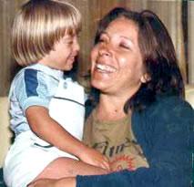 Iván y su madre
